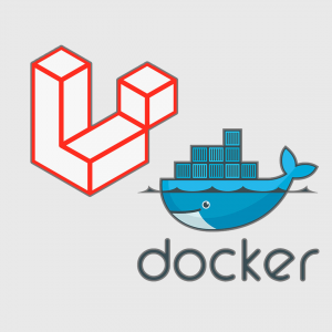 Laravel docker header image