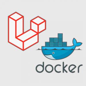 Laravel docker header image